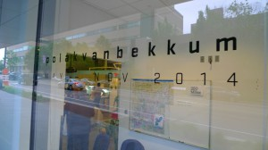 PolakVanBekkum is stationed at the Department of Making and Doing, shown here.
